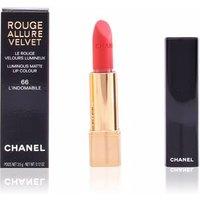 Chanel ROUGE ALLURE VELVET #66-l'indomabile