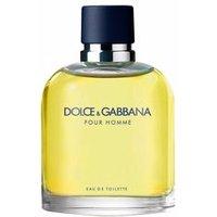 DOLCE & GABBANA POUR HOMME EDT vaporizador 200 ml