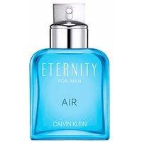 Calvin Klein ETERNITY FOR MEN AIR EDT vaporizador 100 ml