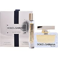 Dolce & Gabbana THE ONE lote