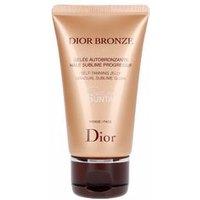 Christian Dior DIOR BRONZE gelee autobronzante visage 50 ml