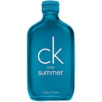 Calvin Klein CK ONE SUMMER 2018 EDT vaporizador 100 ml