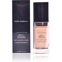 Dolce & Gabbana Makeup THE LIFT FOUNDATION perfect reveal #80-creamy