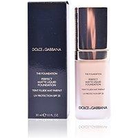 Dolce & Gabbana Makeup THE FOUNDATION perfect matte liquid SPF20 #78-beige