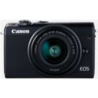 Canon EOS M100 systeemcamera Zwart + 15-45mm IS STM Limited Edition