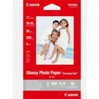 """Canon GP-501 Fotoglanzpapier """"für den täglichen Einsatz"""" 10 x 15 cm, 50 Blatt"""