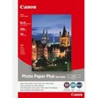 Canon SG-201 Semi-Gloss Photo Paper Plus 4x6 - 50 Sheets