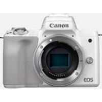 Canon EOS M50 Body - White