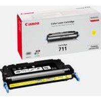 Canon 711Y Yellow Toner Cartridge