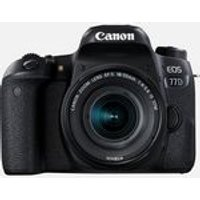 Canon EOS 77D DSLR + 18-55mm f-4.0-5.6 IS STM