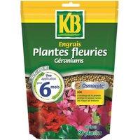 KB Engrais osmocote, plantes fleuries, géraniums - 650 g