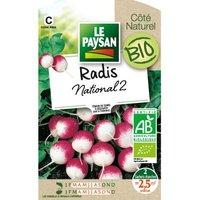 LE PAYSAN Radis national 2 bio