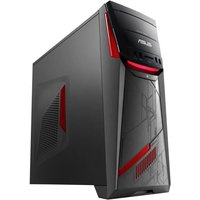 Unité Centrale Gamer - ASUS G11DF-FR115T - AMD Ryzen 7 - 8Go de RAM - Disque Dur 128Go SSD + 1To HDD - GTX1060 6Go - Windows 10
