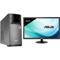 ASUS M32CD-K-FR010D - i5-7400 - 8Go - 128Go + 1To - GTX1050 - Endless + Ecran VP247HA - 24 - 1920 x 1080 - FHD - VA - 5 ms - 75 Hz