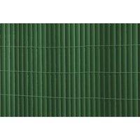 LAMS Canisse plastique - 1,50 x 3 m - Vert