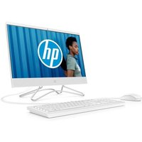 HP PC de bureau Tout-En-Un - 21.5 - Intel Pentium Silver J5005 - RAM 4Go - Stockage 256Go - Intel UHD Graphics 600 - Windows 10