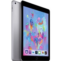 iPad 9,7 Retina 128Go WiFi - Gris Sidéral - 6ème Génération