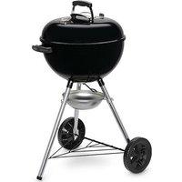 WEBER Barbecue à charbon Original Kettle E-4710 - Acier chromé - Ø 47 cm