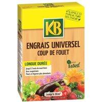 KB UAB Engrais universel bio - 1,5 kg