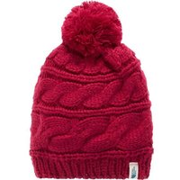 The North Face - THE NORTH FACE Bonnet Triple Cable Pom Beanie Adulte Prune