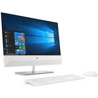 HP PC Tout-en-un Pavilion 24-xa0025nf - 23,8 FHD - Core i5-8400T - RAM 8Go - Disque Dur 2To HDD + 128Go SSD - Windows 10