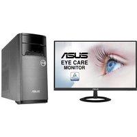 ASUS M32CD-K-FR010D - i5-7400 - 8Go - 128Go + 1To - GTX1050 - Endless + Ecran VZ229HE - 21,5 - FHD - IPS - 5 ms - 60 Hz
