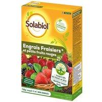 SOLABIOL - Engrais Fraisiers - Etui 750 g - UAB