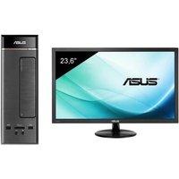 ASUS PC K20CE-FR062T - Intel Pentium J3710 - 4Go - 1To HDD + Ecran VP247HA - 24 - 1920 x 1080 - FHD - VA - 5 ms - 75 Hz