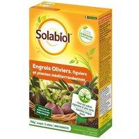 SOLABIOL - Engrais Oliviers et Figuiers - Etui 750 g - UAB