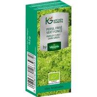 KITCHEN GARDENING Graines de persil frisé - Vert foncé - Bio