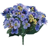 Bouquet buisson hortensia
