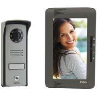 """EXTEL Visiophone Up 2 fils écran couleur verticale 7"""" à vision nocturne"""