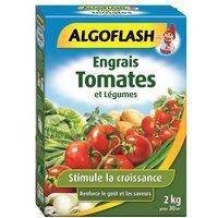 ALGOFLASH Engrais Tomates et Légumes - 2kg