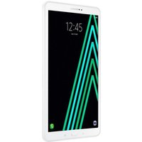 SAMSUNG Tablette tactile Galaxy Tab A6 - 10,1 pouces WUXGA - Stockage 32 Go - RAM 2Go - Androïd Nougat 7.0 - Blanc - WiFi- 4G