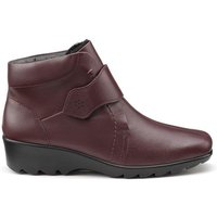 Tamara Boots - Maroon - Standard Fit - 3