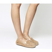 shop for UGG Ansley Slipper CHESTNUT SUEDE at Shopo