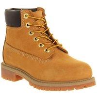 Timberland 6 Inch Classic boots Youth WHEAT NUBUCK