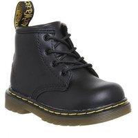 Dr. Martens Lace boots Inside Zip Brooklee (k) BLACK