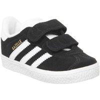adidas Gazelle 2 Infant CORE BLACK WHITE