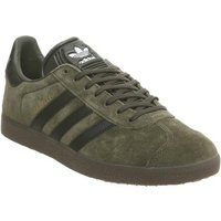 adidas Gazelle NIGHT CARGO BLACK GUM