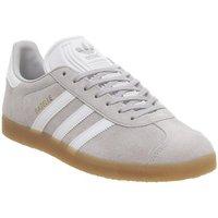 adidas Gazelle GREY TWO WHITE GUM
