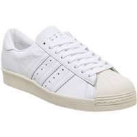 adidas Superstar 80s WHITE OFF WHITE