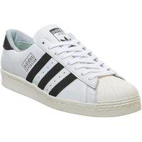 adidas Superstar 80s WHITE CORE BLACK OFF WHITE