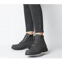 shop for Timberland Slim Premium 6 Inch Boot FORGED IRON BLACK SNAKE COLLAR at Shopo