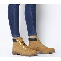 shop for Timberland Slim Premium 6 Inch Boot WHEAT at Shopo