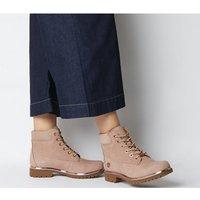 shop for Timberland Slim Premium 6 Inch Boot ANTLER PINK at Shopo