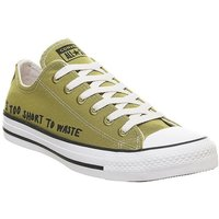 Converse All Star Low RENEW MOSS OBSIDIAN WHITE