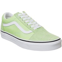 Vans Old Skool SHARP GREEN TRUE WHITE