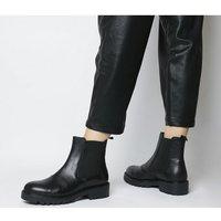 shop for Vagabond Shoemakers Kenova Chelsea Boot BLACK LEATHER at Shopo