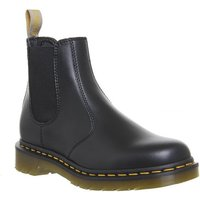 shop for Dr. Martens Vegan 2976 Chelsea Boots BLACK at Shopo